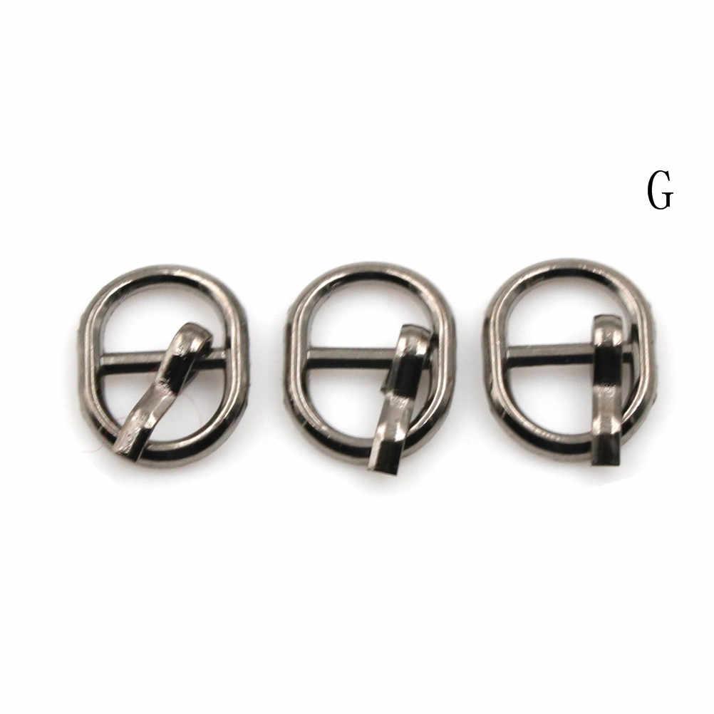Hot! 3 pçs 4.5mm diy sapatos palavra fivela para bjd blyth boneca acessórios mini ultra-pequeno palavra japonesa fivela de cinto