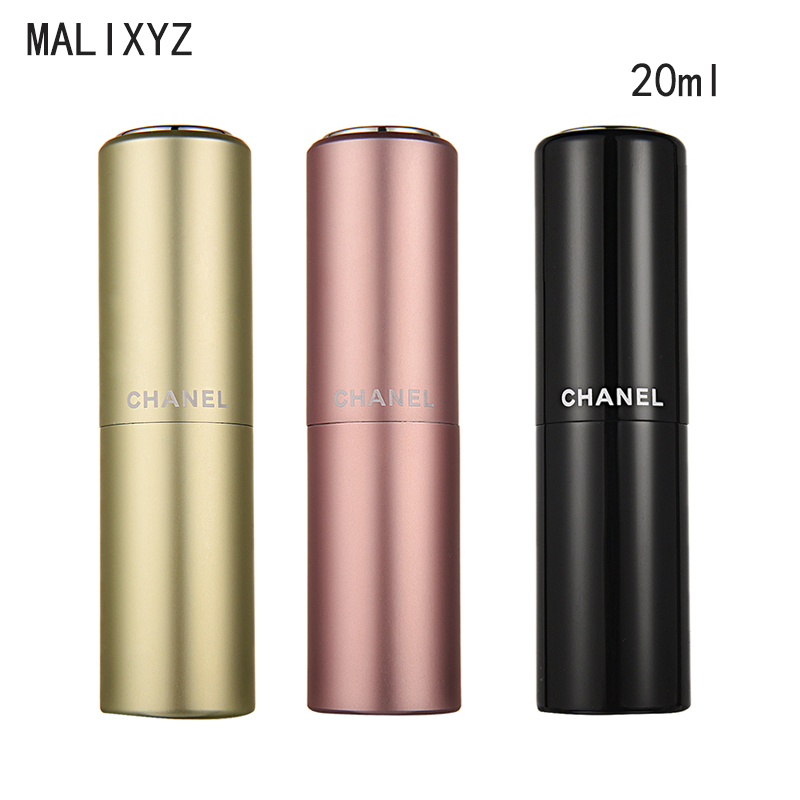 5ml 20ML Portable Mini Refillable Perfume Bottle With Scent Pump Empty Cosmetic Containers Spray Atomizer Bottle For Travel New-in Refillable Bottles from Beauty & Health
