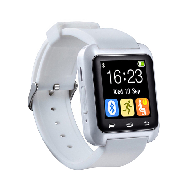 091fa3cf961 U80 Bluetooth Smart Watch Phone Men Women Kids Wristwatch Fitness Tracker  for Samsung HTC Sony Android