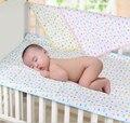 1 unids algodón suave cojín del orinal del bebé cama patito impreso impermeable y transpirable Changing Pad para cuna 70 * 50 CM