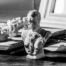 Рисунок эскиза граффити 10 шт. \ набор смолы штукатурка модель 7-9 см греческая мифологическая штукатурка статуя история миф фигурки