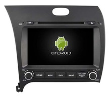 Android 6.0 CAR DVD player navigation FOR KIA K3 FORTE CERATO 2013 car audio stereo head unit Multimedia GPS support 3G 4G WIFI