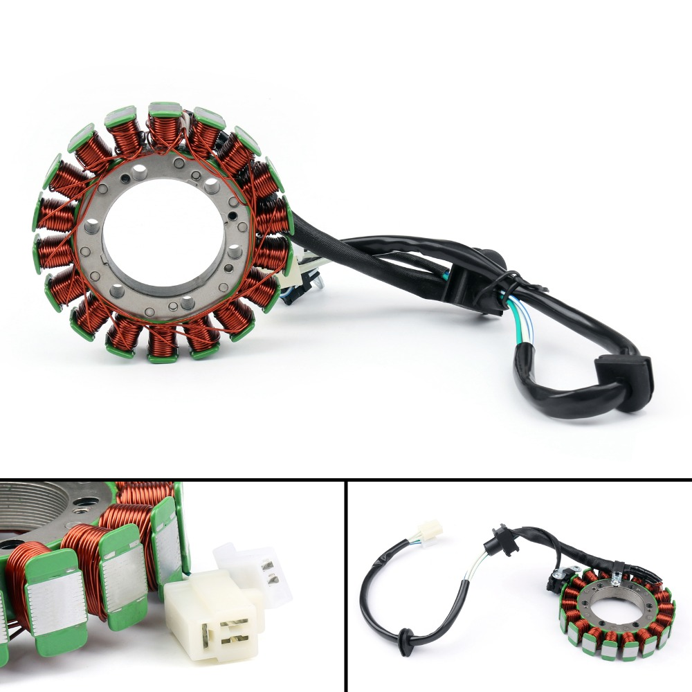 Areyourshop Motorcycle Magneto Generator Engine Stator Coil For Yamaha XTZ750 Super Tenere 750 1989-1997 Motorbike Fashion parts