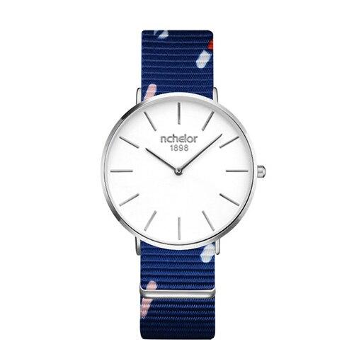 DW Silver classic Women Men Watches playful NATO nylon Ultra thin Quartz Watch Woman Men Elegant Dress Ladies Watch Montre Femme