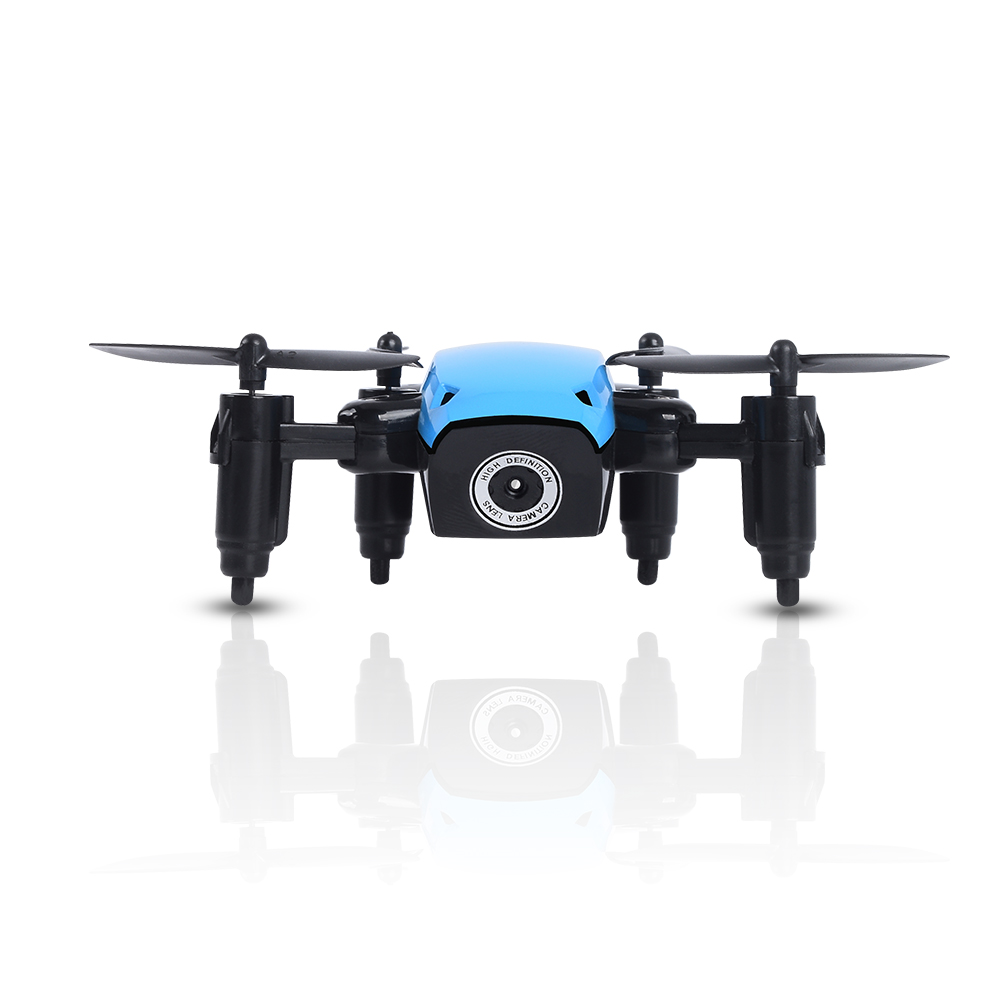 S9 S9HW Mini Poche Drones Avec Caméra HD/No RC Hélicoptère Pliable WiFi FPV Dron RC Quadcopter Drone VS XS809hw JXD 523 w