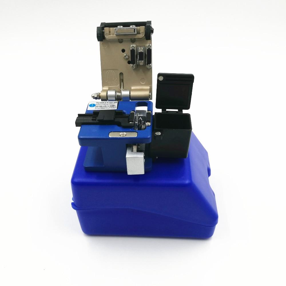 6PCS/LOT  With waste fiber box High Precision Fiber Cleaver Optic Connector FC-6S Optical Fiber Cleaver,Used in FTTH6PCS/LOT  With waste fiber box High Precision Fiber Cleaver Optic Connector FC-6S Optical Fiber Cleaver,Used in FTTH