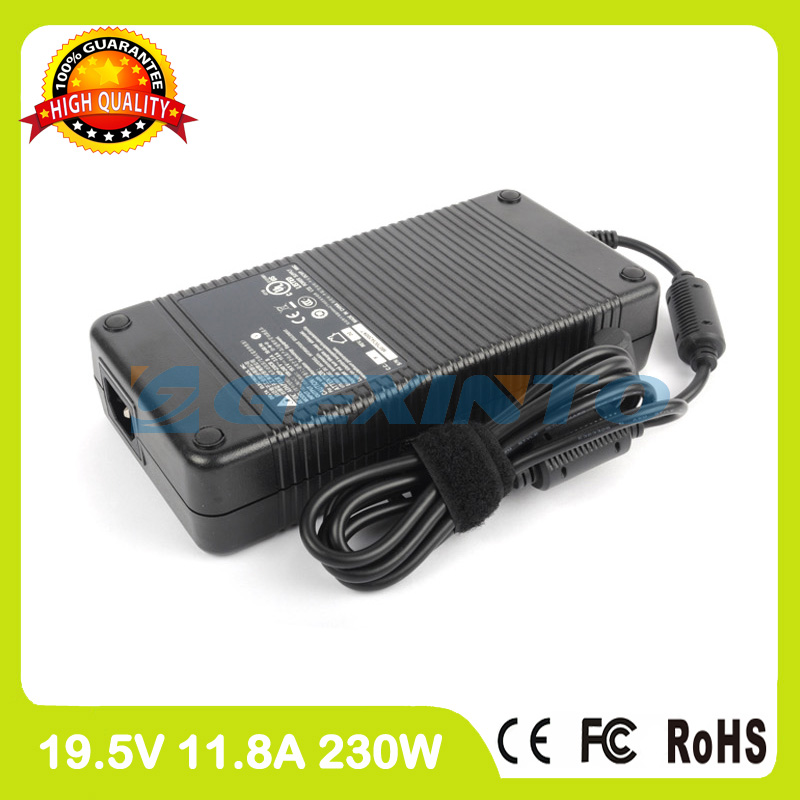 19.5V 11.8A 230W laptop charger ac power adapter ADP-230EB T ADP-230CB B for MSI GT72 WT72 MS-1781GT80 MS-1812 gaming laptop pc 19v 9 5a 180w ac laptop adapter power supply for msi gt60 gt70 notebook adp 180eb d charger