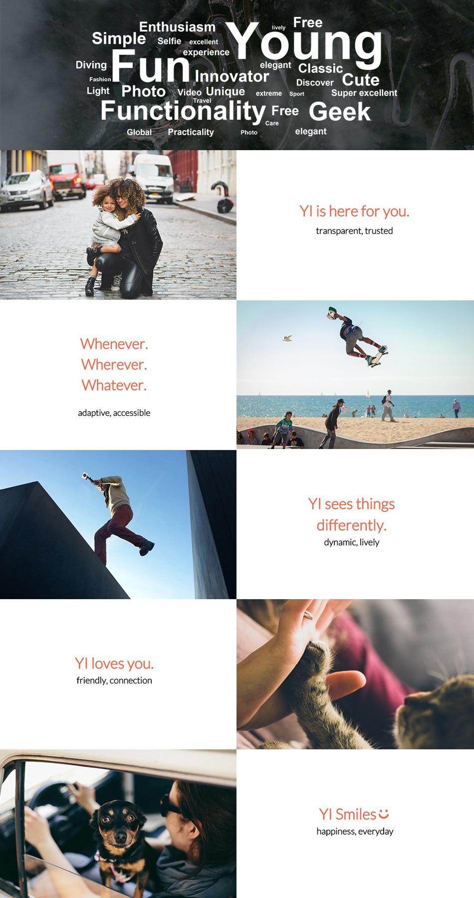 yi brand story