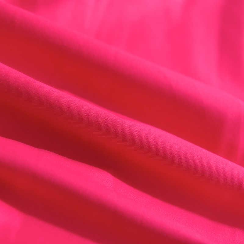 100% хлопок сплошной Цвет наволочка для дома одна пара диагональная Печать Короткие Стиль наволочка 48x74 см/50*70 см, 50x75 см 50*90 см