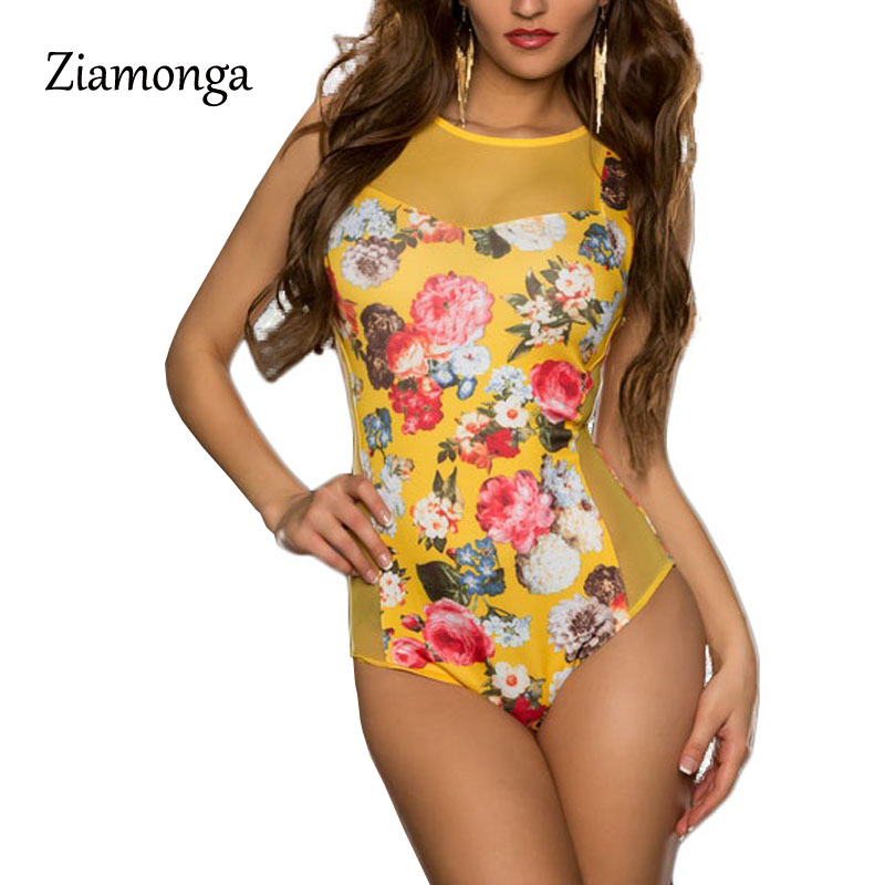 Черный комбинезон с открытой спиной, женский комбинезон,, сексуальный леопардовый принт, женские комбинезоны, Клубная одежда, Женский Облегающий комбинезон, Macacao Feminino C1515 - Цвет: C2854  Yellow