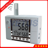 Az 77232 3 в 1 мониторинга качества воздуха co2 Температура метр измеритель влажности воздуха в помещении качество детектор углекислого газа сиг