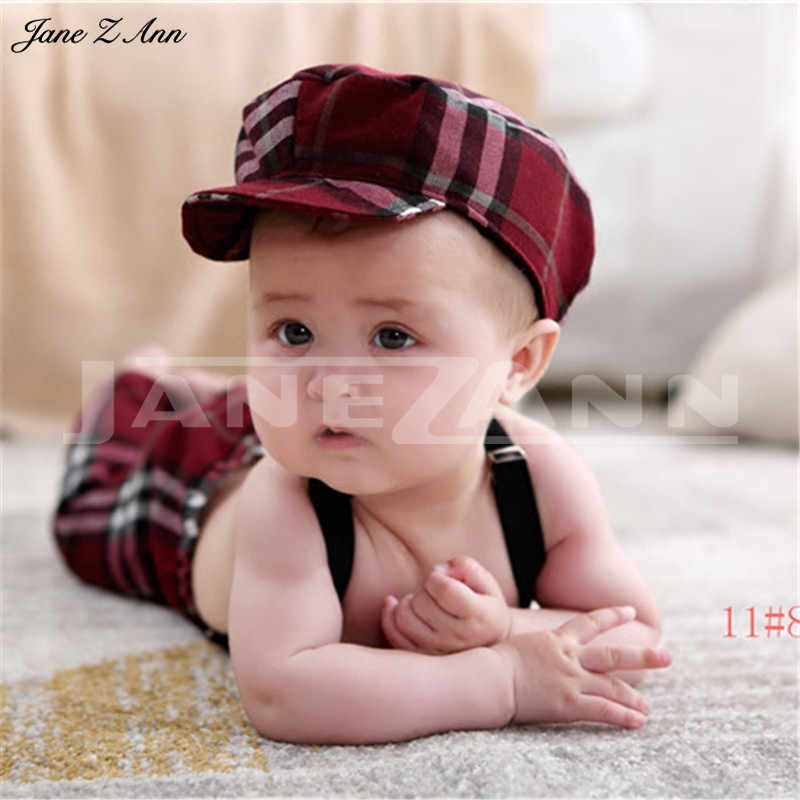... Jane Z Ann Accesorios fotografia bebe 1 year Children infant  photography clothing hat headband + ... 1fa0cb212e9