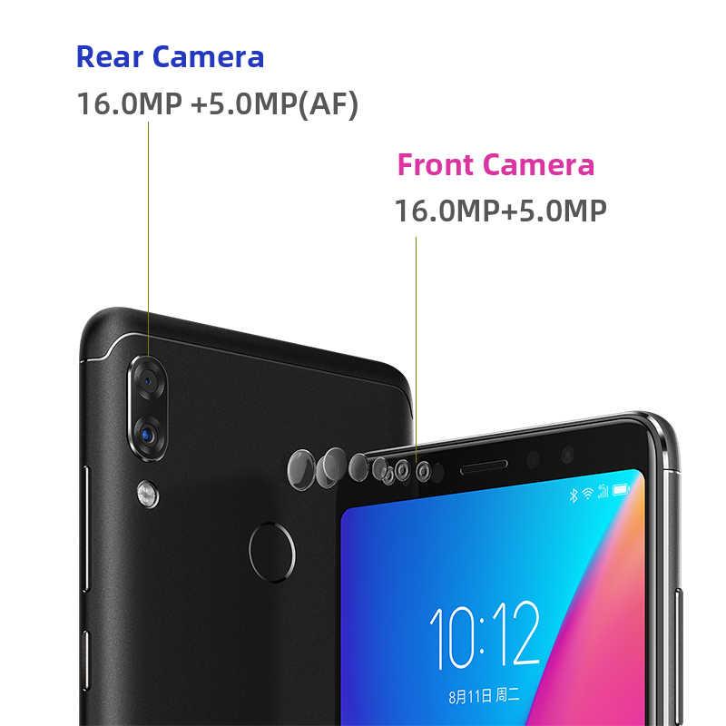 Globale Version Lenovo K5 Pro 64GB Snapdragon 636 Octa Core Smartphone Quad Kameras 5,99 zoll 4G LTE Handys 4050mAh