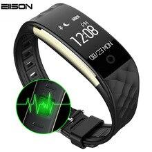 Мода Смарт часы Bluetooth умный Браслет Шагомер сердечного ритма сна Мониторы Водонепроницаемый IP67 для IOS Android смартфон