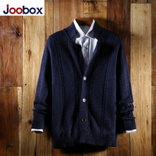 JOOBOX Brand 2017 New Arrival Autumn Winter Knitted Single breasted font b Sweater b font font
