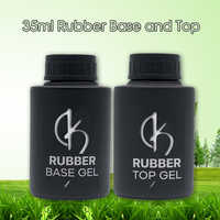 35ml Large Bottle Nail Base Coat UV Rubber Base and Top For Nail Art Varnish Hybrid Long Lasting High Capacity Primer Gel lak