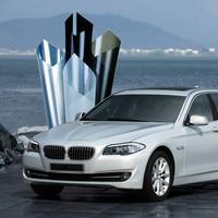 Home Window Film windshield security film 100% UV 5% VLT best price vehicle window tinting scratch resistant 1.52 x 10m