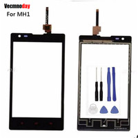 Vecmnoday Touch Screen For Xiaomi RedMi Red Rice HM 1 1S 1SC 1W HM1 Digitizer Glass