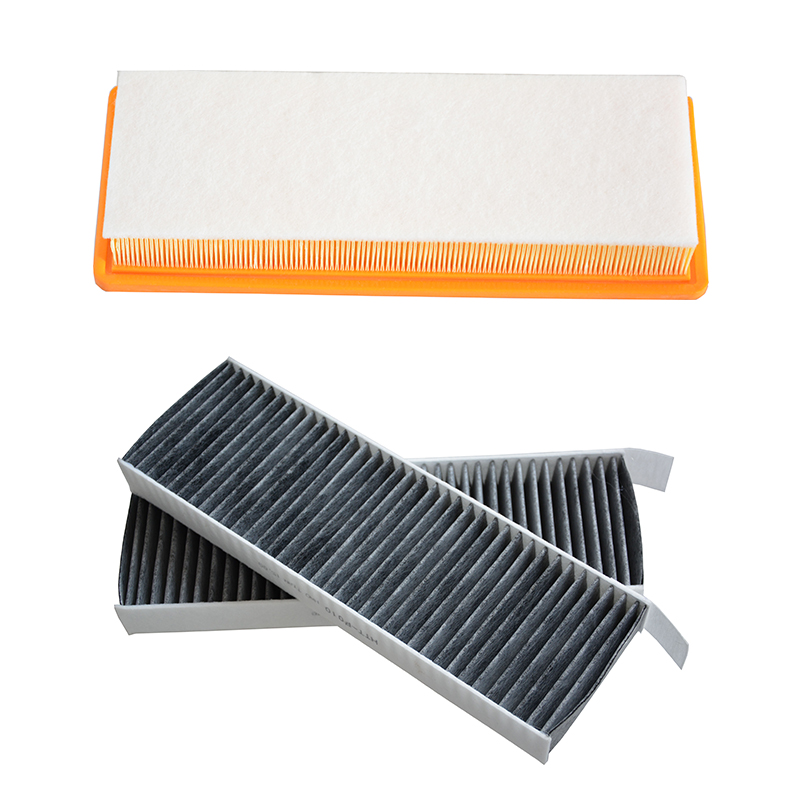 Car Air Filter Cabin Filter for Peugeot 3008 1.6T 2012-2016 DS 5 1.6T 2011- 1444.RX 9664191180 9801448180 image