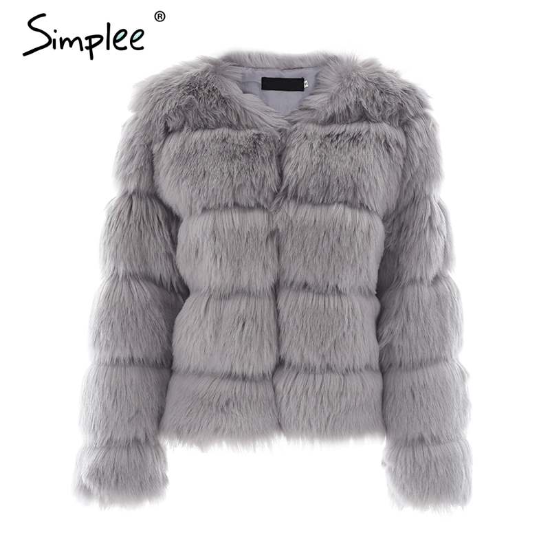 faux fur coats for women