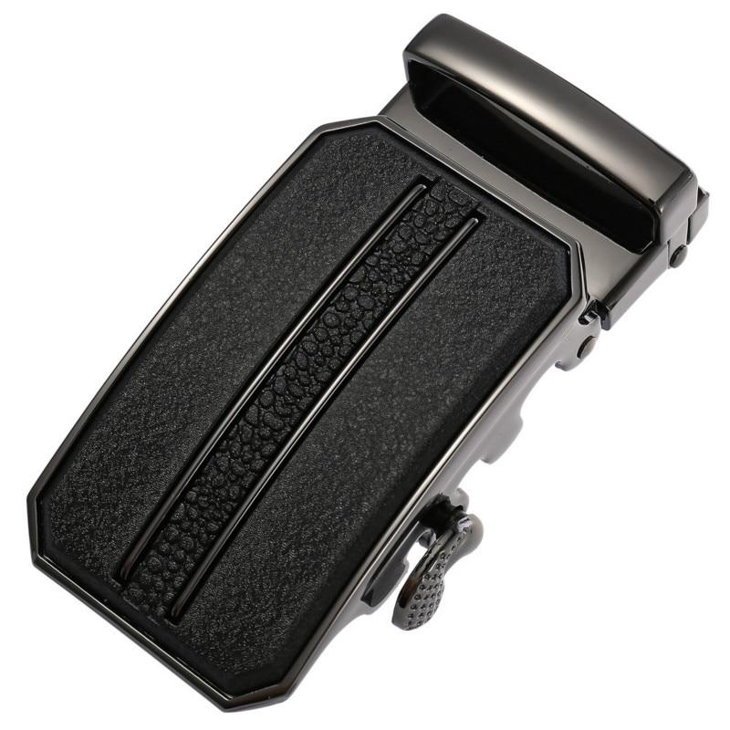 Men's Belt Buckle Custom Automatic Buckle Belt Automatic Buckle Belt Metal Waist Lead Belt Buckle Accessories For Men LY136-3274