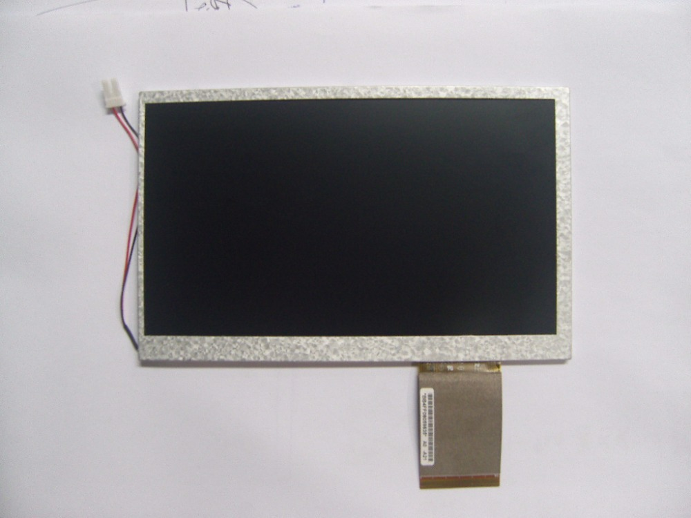 7 Full LCD Screen Display For Treelogic TL-7002BGF 165*104*3.5mm