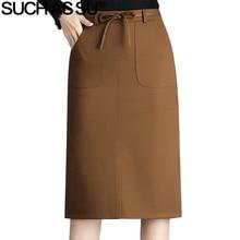 b256d123cc2a Großhandel brown pencil skirts Gallery - Billig kaufen brown pencil ...