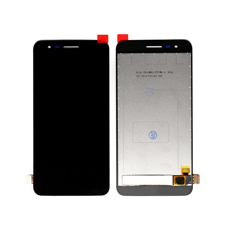 US $15 3 5% OFF|For LG K4 2017 LCD X230 Display with Touch Screen Assembly  For LG X230 Pantalla Digitizer Repair Panel 5 inch Free Shipping-in Mobile