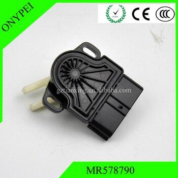 MR578790 TPS Sensor de posición del acelerador para Mitsubishi Outlander MR578861 MR578862 MR475079