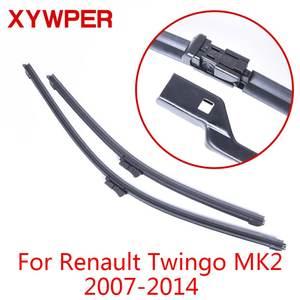 Xukey set tergicristallo posteriore e braccio per Twingo MK1 1993-2007 1 set
