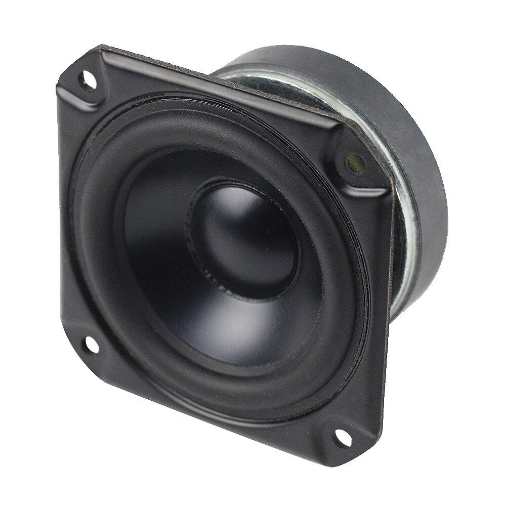 Image 4 - GHXAMP 3 INCH 4OHM Full Range Speaker Woofer Waterproof Tweeter Mid Low frequency For Peerless Speaker Bluetooth DIY 40W 1PC-in Portable Speakers from Consumer Electronics