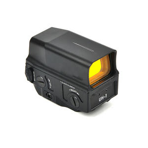 Image 2 - Optical UH1 Red Dot Sight Scope Reflex Sight Holographic Sight for 20mm Rail Hunting Scopes with USB Charge