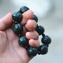 Naturale Braccialetti HETIAN gioielli