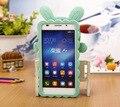 "Новое прибытие Huawei Honor 6 plus case для Huawei honor 6 5.5 ""дюйма, silicon case БЕСПЛАТНАЯ ДОСТАВКА"