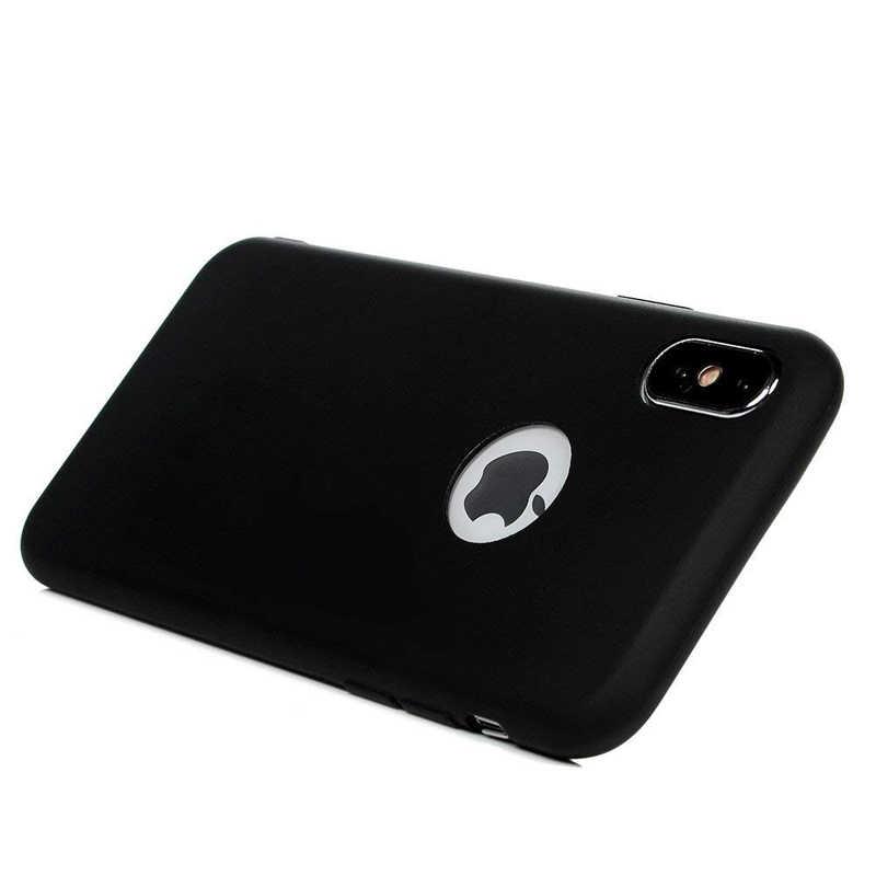 Molle Del Silicone di modo Della Caramella Pudding Copertura Per iPhone X 12 mini 11 Pro Max 8 7 6 6S Plus xr Xs Max Cassa Del Gel di caso Della Protezione Del Telefono