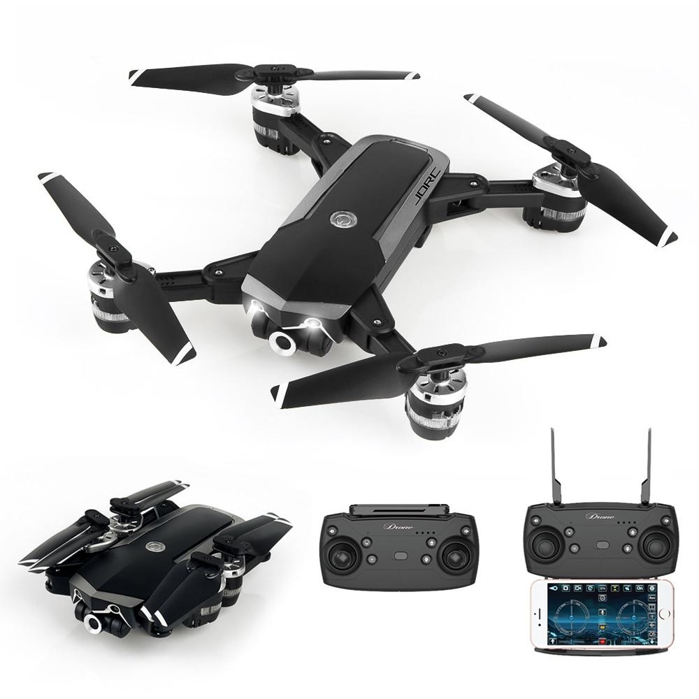 Nouveau Pliable Selfie Drone Avec WIFI FPV Caméra RC Drone 6-Axe JD20S RC Hélicoptère JDRC Quadcopter Mini Drone avec Caméra Jd 20 s