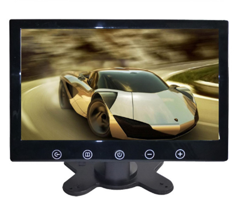 9 Inch 2CH Input TFT Monitor For CCTV Camera9 Inch 2CH Input TFT Monitor For CCTV Camera