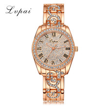 Luxury Women's Girl's Crystal Stainless Steel Quartz Analog Wrist Watch Relogio Feminino montre Superior famous Clock watches