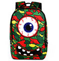 Discount cheap 3D Cartoon  hot selling teenagers backpacks fashion new arrival 2016 Unisex School Bag Cool Styles