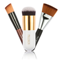 New Chubby Pier Foundation Brush Blush Brush Professional Super Combination Beauty Makeup Brushes