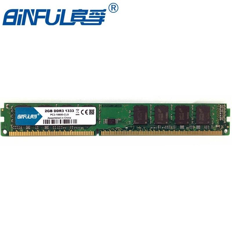 PC Mémoire RAM Memoria Module Ordinateur De Bureau 2 gb PC3 DDR3 12800 10600 1333 mhz 1600 mhz 2g 1333 1600 mhz RAM