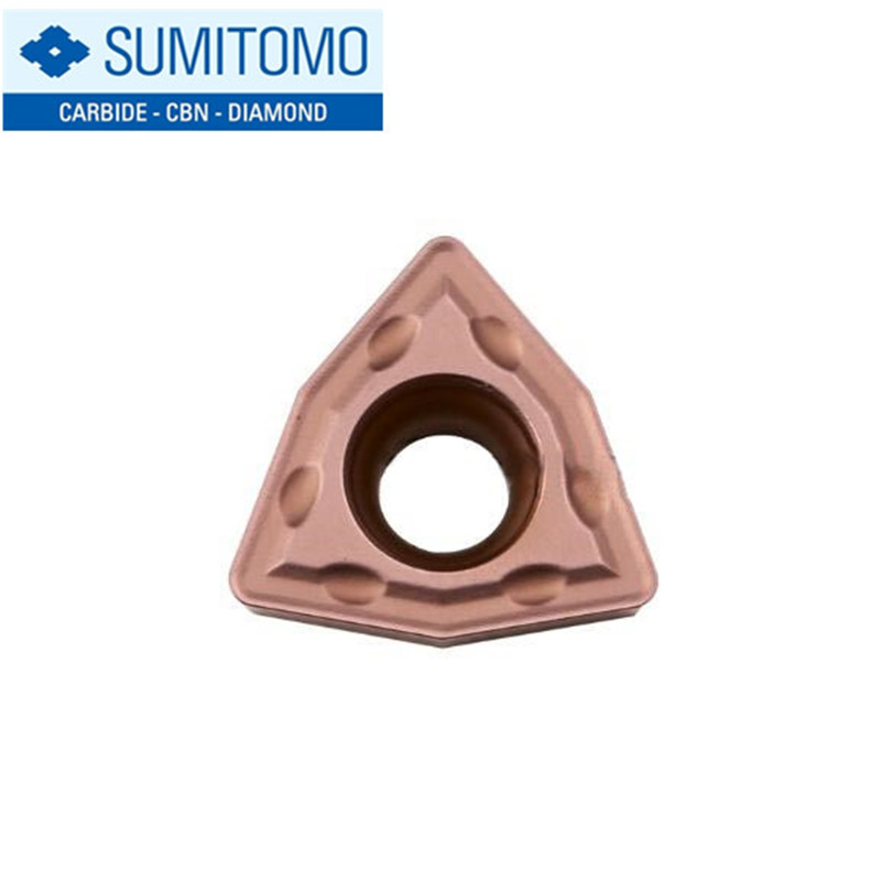 WCMT06T308FN ACZ330 Sumitomo Carbide Tip Lathe Insert Milling Blade Quality Assurance high Cost Worth You Have