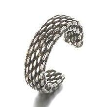 цены на 100% 925 sterling silver fashion retro style thai silver ladies`finger rings women party ring jewelry wholesale Christmas gift  в интернет-магазинах