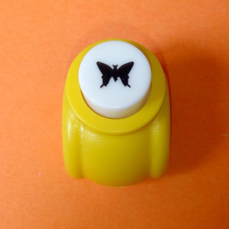 1 шт./лот, мини-дырокол для рукоделия, для скрапбукинга, Дырокол ручной работы, дырокол для рукоделия, подарочная карта, бумажный дырокол, CL-1203 - Цвет: butterfly