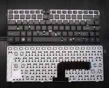 Новый! Для Pegatron B14Y DNS ( 0150931 ) черный с рамкой сша раскладка клавиатуры ноутбука MP-11P53US-528