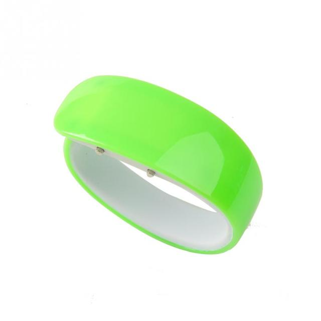 LED Fashion Watch Cartoon Men Women Children Bracelet Candy color Lover Watch Wo