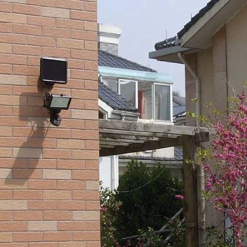 sensing solar 60 led projector jardim lampada 04