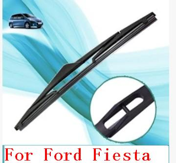 Free Shipping Car Rear Wiper Blades For Ford Fiesta Hatchback Soft Rubber Windshield Wiper Blade Size  Mm In Windscreen Wipers From Automobiles