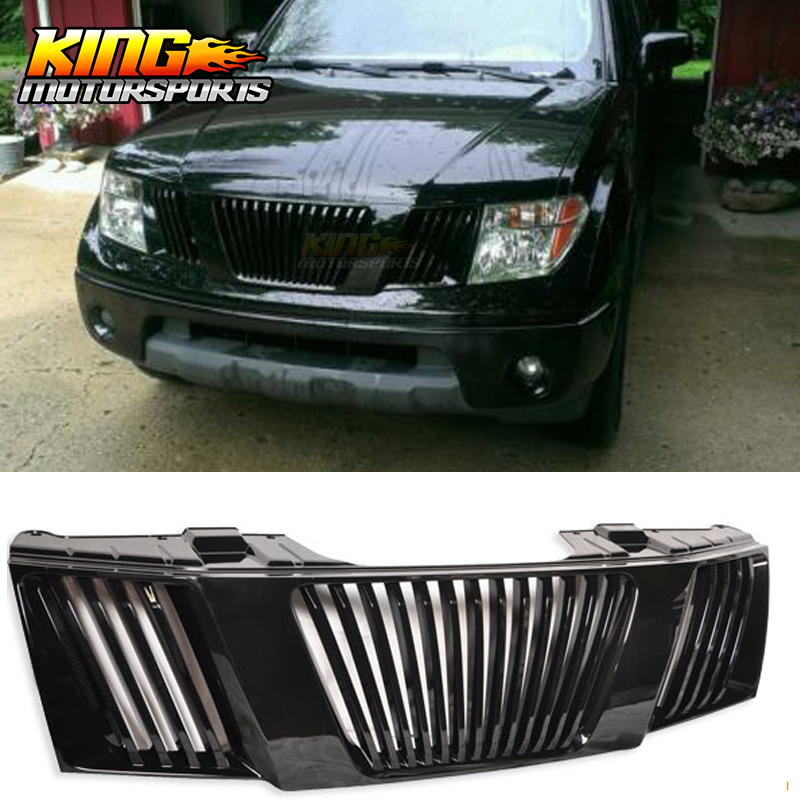 Detail Feedback Questions About Fit For 05 08 Nissan Pathfinder Frontier Abs Hood Grille Black Usa Domestic Free Shipping Hot Ing On Aliexpress