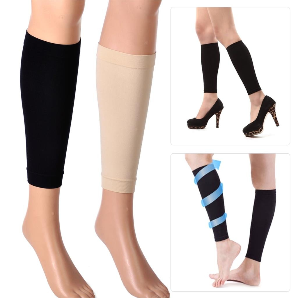 Luvcls 1pc High Stretch Pantyhose Women Compression Socks Knee High Support Stocks Leg Thigh Stocks Anti Fatigue Lengthen Underwear & Sleepwears